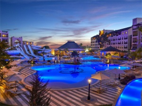 Hotel Steigenberger Aqua Magic Resort *****, Hurgada