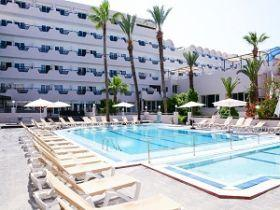 Hotel Sousse City and Beach Hotel ex Karawan 3***, Sousse